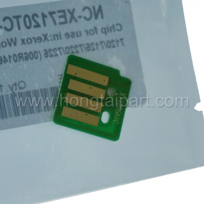 Toner Chip Xerox WorkCentre 7120 7125 7220 7225 (006R01461 006R01462 006R01463 006R01464)