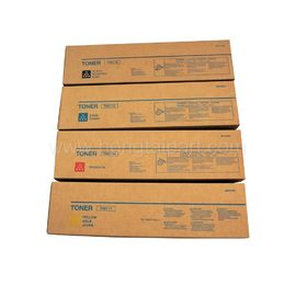 China Toner Cartridge for Konica Minolta Bizhub C451 C550 C650 (TN-611 A070130 A070230 A070330 A070430) supplier